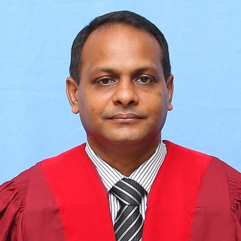 Dr. Sudath Manjula Amarasena