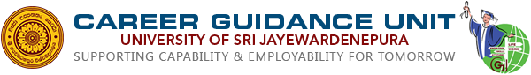 Career Guidance Unit – University of Sri Jayewardenepura