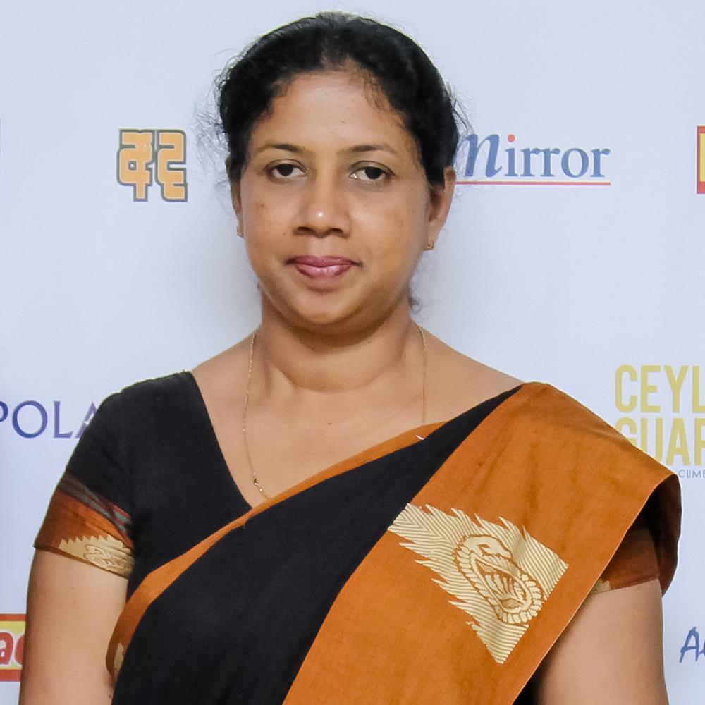 Dr. (Mrs.) M. G. G. Tharanganie