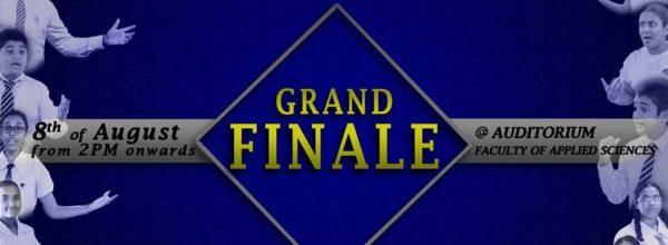 Grand Finale – Junior Speech Master 2018