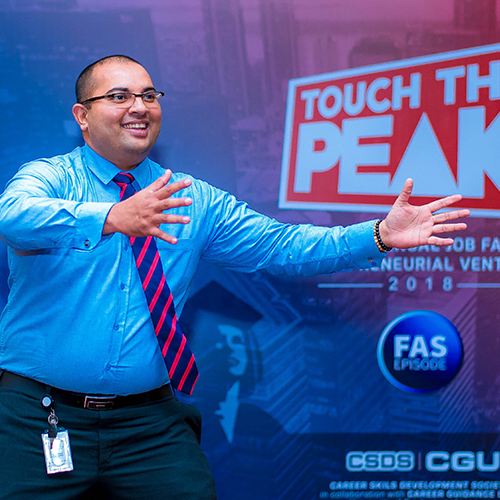 Interview Facing | FAS Episode (Touch the Peak 2018)